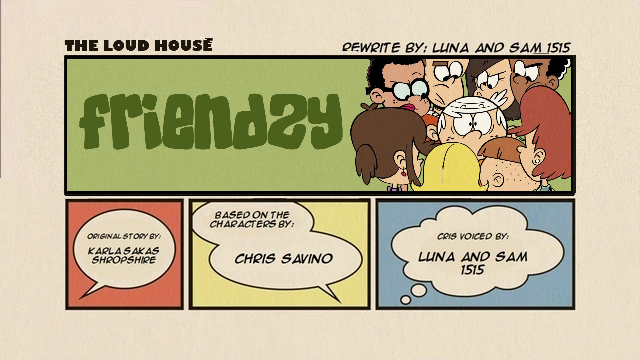 The Loud House Fanfiction No Such Luck Police