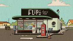 S1E16B Flip's Food & Fuel