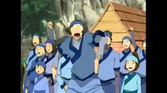 Avatar TLA Foaming Mouth Guy-0