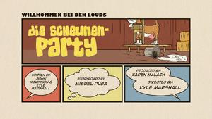 Die Scheunen-Party