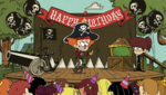 S1E24A pirate theme party