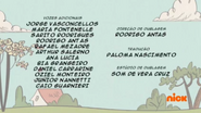 Creditos de doblaje The Loud House PTBR (S115-2)
