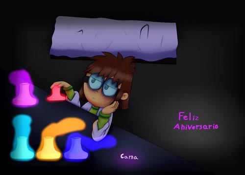 Lisa (Dibujo para el concurso)