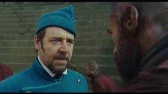 And I'm Javert