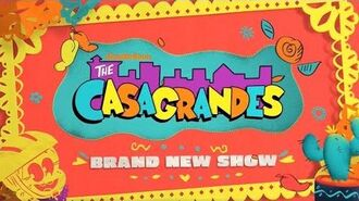 The Casagrandes September 2019 promo 1 - Nickelodeon