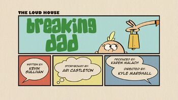 The loud house Temporada 03 Capitulo 12B - Papá Liberado