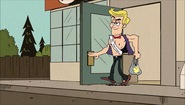 S1E21B Mr. Universe exits the store