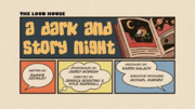 A Dark and Story Night