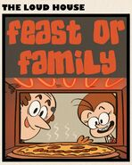 Feast or Family square