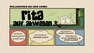 Rita auf Abwegen