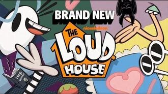 """The Loud House """"A Grave Mistake Leader of the Rack"""" promo 2 - Nickelodeon"""