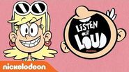 'Listen Out Loud Podcast 4 Leni' The Loud House Nick
