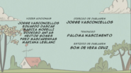 Creditos de doblaje The Loud House PTBR (S211-2)