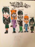 The loud spokes kids by wickidlystrange13-db3fuo5