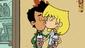 S3E21 Lori and Bobby kiss