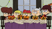 S2E24 Loud's pumpkins