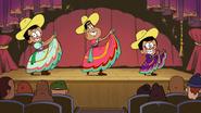 CS1E13B Doing baile folklorico