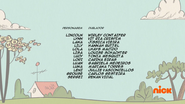 Creditos de doblaje The Loud House PTBR (S216-1)