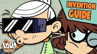 Lisa Loud's Invention Interactive Guide! The Loud House