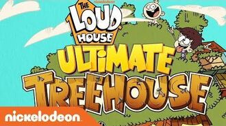 The Loud House Ultimate Treehouse 🏡 Nick-1