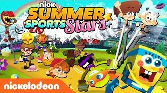 NickGamer Video Game Hack Nick Summer Sports Stars Nick