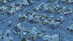 Hari salju