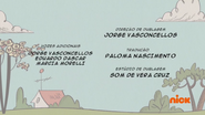 Creditos de doblaje The Loud House PTBR (S304-2)