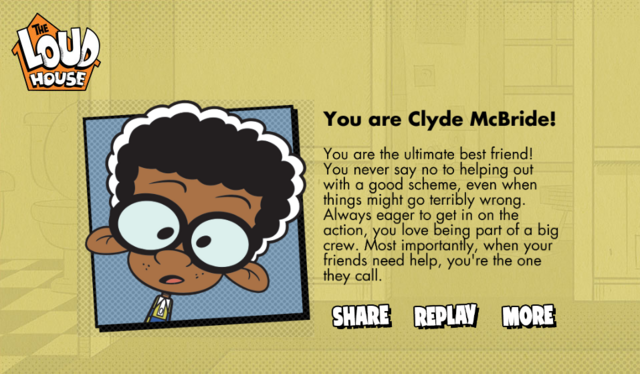 Image The Loud House Baby Clyde Mcbride Png The Loud - Www