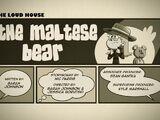The Maltese Bear