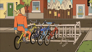 S1E10A sick bike is missing