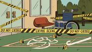 S3E13A Shuffleboard crime scene