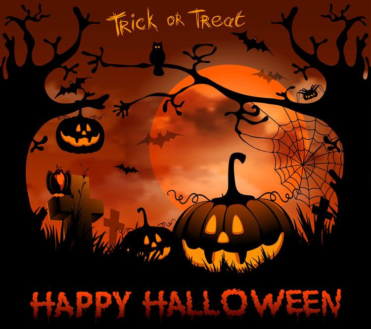 Charmant Happy Halloween Pictures