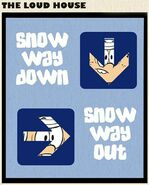 The Loud House Snow Way Down & Out Promo