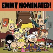 Loud Family Emmy Nomination