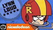 Queen of The Loud House Lynn Nickelodeon UK