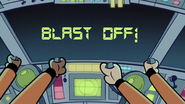 S4E9B Blast Off!