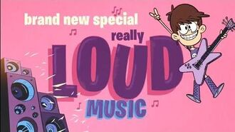 "The Loud House Musical Episode ""Really Loud Music"" Official Trailer!! 🏠🎤"