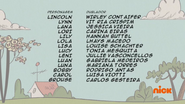 Creditos de doblaje The Loud House PTBR (S304-1)