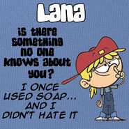 Lana Q&A Secret