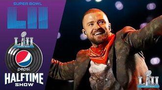 Justin Timberlake's FULL Pepsi Super Bowl LII Halftime Show! NFL Highlights