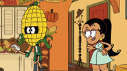S3E21 Bobby in a corn costume