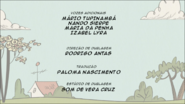 Creditos de doblaje The Loud House PTBR (S108-2)