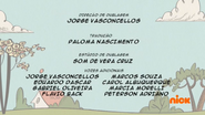 Creditos de doblaje The Loud House PTBR (S323-2)