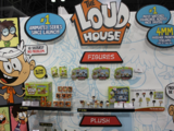 The Loud House Figures