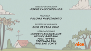 Creditos de doblaje The Loud House PTBR (S324-2)
