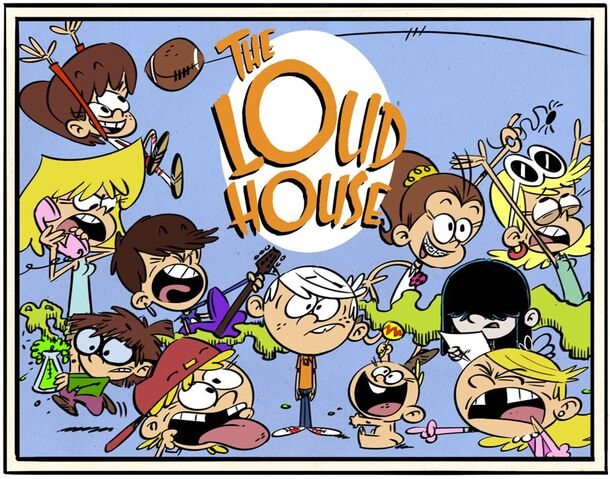 File:The Loud House-Poster.jpg