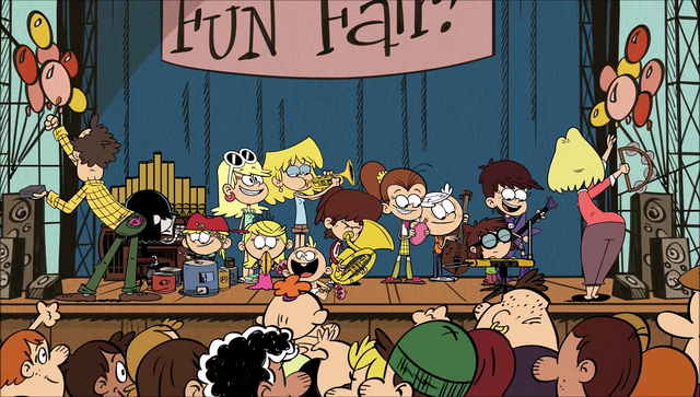 File:S1E17A Loud family band.png