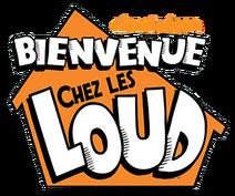 Bienvenue chez les Loud 标志