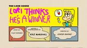 TLH-Lori Thinks Hes A Winner Title Card