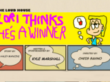 Lori Thinks He's A Winner